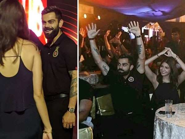 Virat Kohli and Anushka Sharma spotted chilling together in Bengaluru