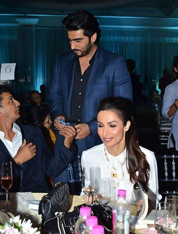Arbaaz Khan reacts to Arjun Kapoor and Malaika Arora's wedding rumours