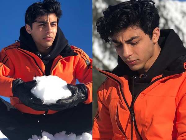 Aryan Khan is winning the internet with these photos from his France vacay
