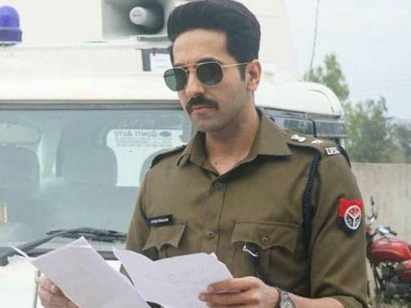 Ayushmann Khurrana steals the show as a cop in Anubhav Sinha's next