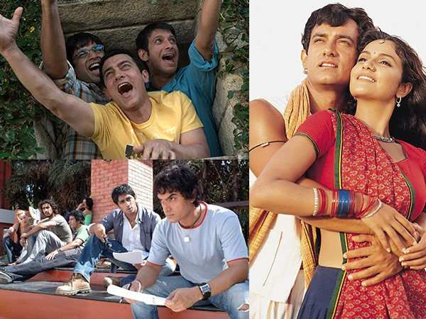 Birthday Special 5 Iconic Aamir Khan Movies Filmfarecom