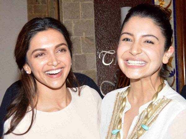 Deepika Padukone cannot stop gushing over Anushka Sharma's fashion game