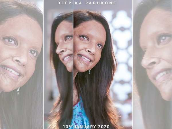 First look: Deepika Padukone as acid attack survivor Laxmi Agarwal in Chhapaak