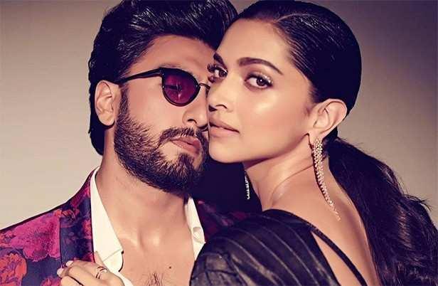 Deepika, Ranveer, Filmfare