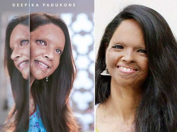 Everything you need to know about Deepika Padukone's character in Chhapaak