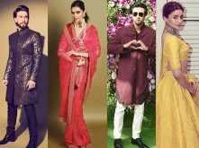 Who wore what at Akash Ambani and Shloka Mehta's wedding
