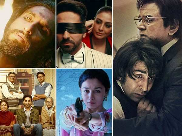 Nominations for the 64th Vimal Elaichi Filmfare Awards 2019