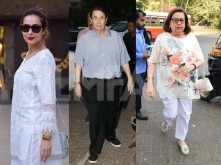 In Pictures: Karisma Kapoor rings in son Kiaan's birthday in a special way