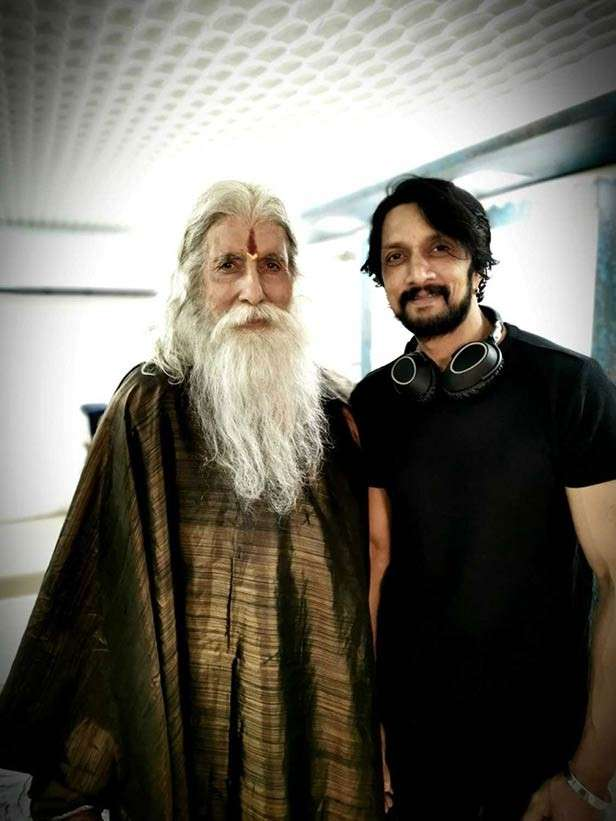 Here's how Amitabh Bachchan wished birthday boy Ram Charan