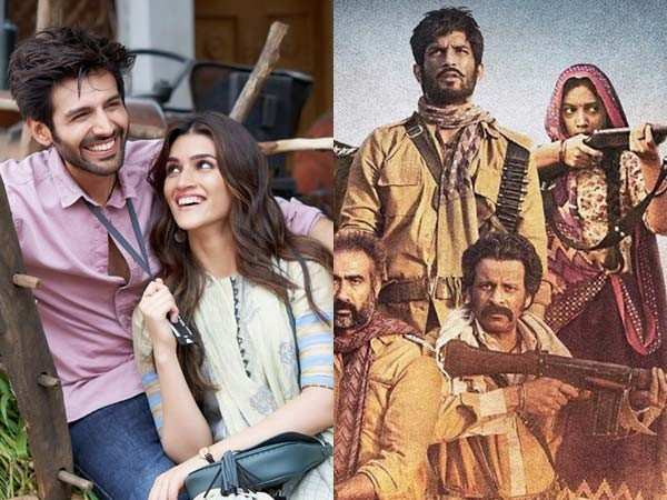 Here's how Luka Chuppi and Sonchiriya fared on day 1 at the box-office