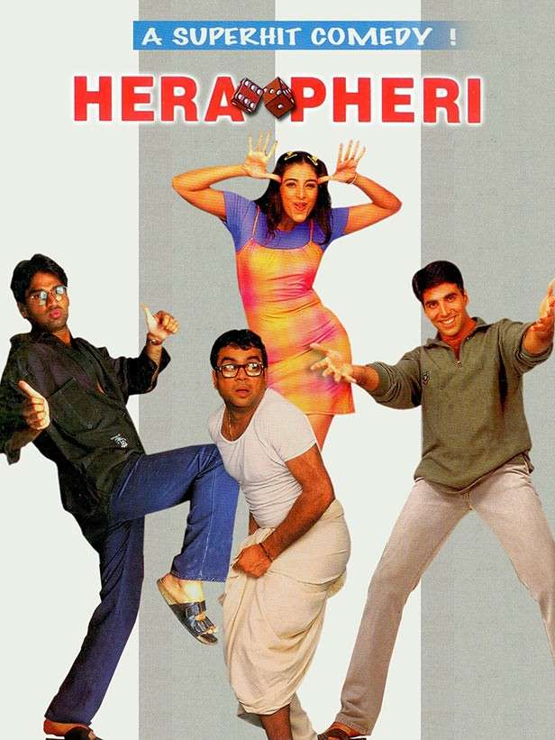 Here's when Hera Pheri 3 will go on floors