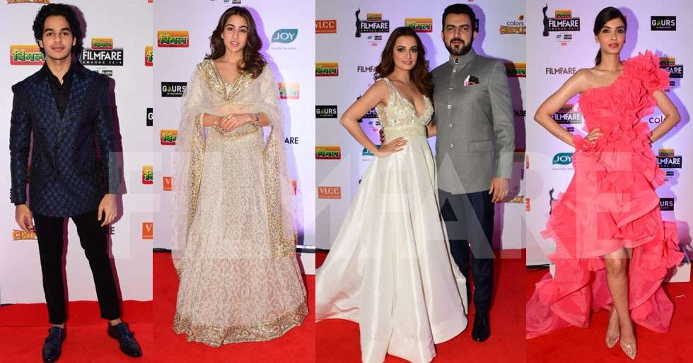 Filmfare Awards 2019 LIVE Update