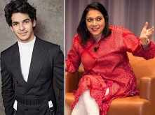 Exclusive! Ishaan Khatter roped in for a web series headed by Mira Nair?