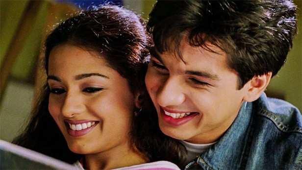 Ishq Vishk, Shahid Kapoor, Amrita Rao, Filmfare