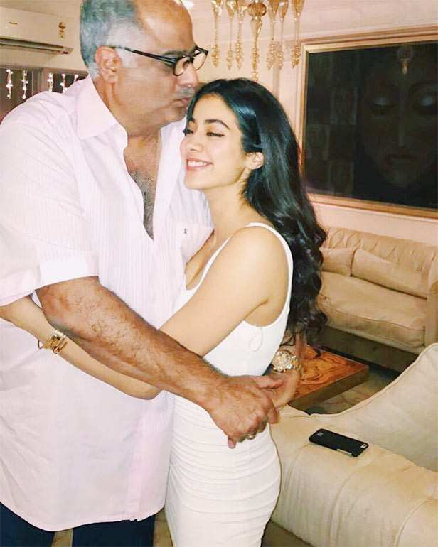Janhvi Kapoor birthday news piece