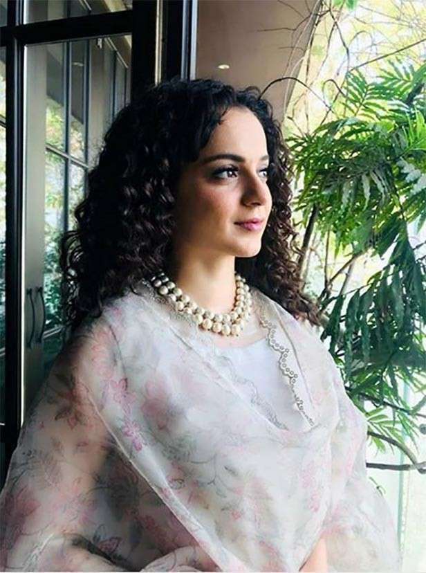 Kangana Ranaut is not single; says 'I've someone in my life'