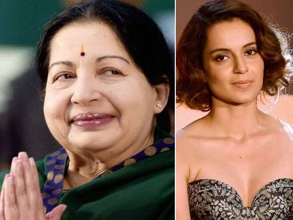 Kangana Ranaut to learn Tamil for her role in the Jayalalithaa biopic