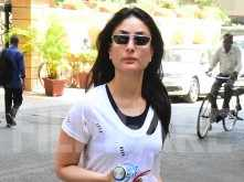 In Photos: Kareena Kapoor Khan looks stunning as she hits the gym