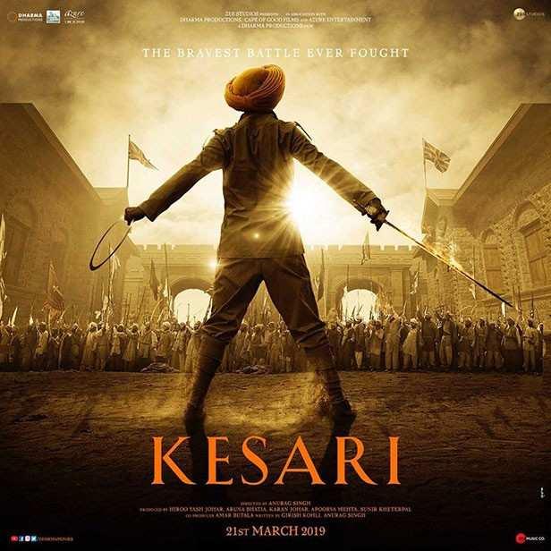 Kesari box-office occupancy report