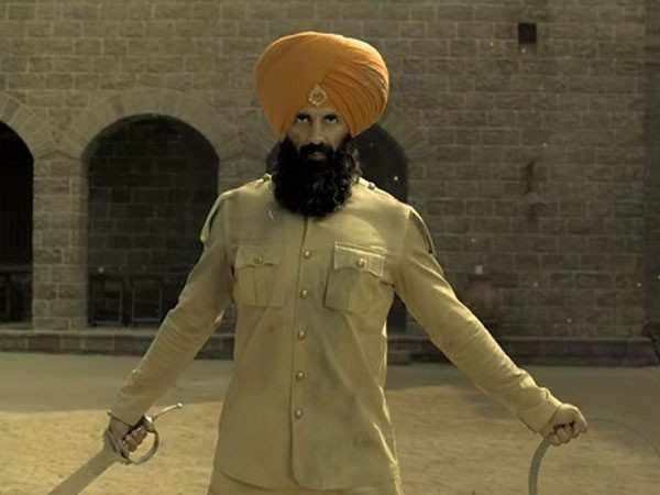 Kesari becomes the first film of 2019 to cross 20 crores on its opening day