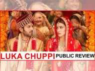 Luka Chuppi gets a thumbs up from the public