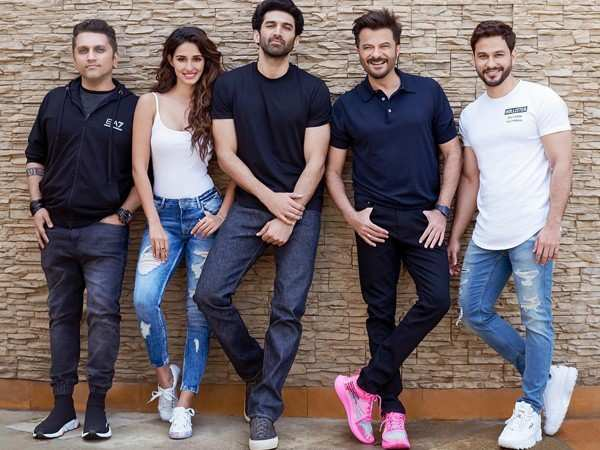 Disha Patani, Aditya Roy Kapur, Kunal Kemmu and Anil Kapoor come together for Malang