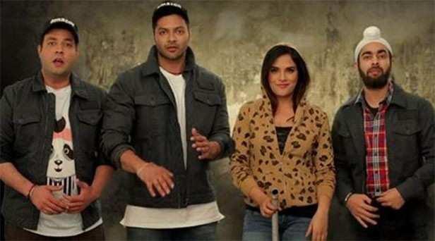 Pulkit Samrat, Varun Sharma, Ali Fazal, Fukrey 3, Filmfare
