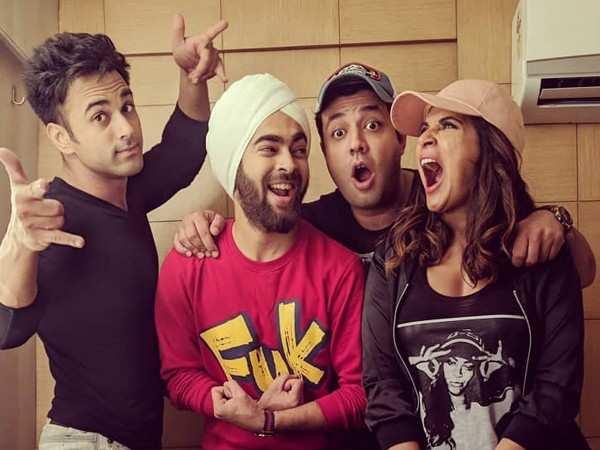 Pulkit Samrat, Varun Sharma and Ali Fazal gear up for Fukrey 3