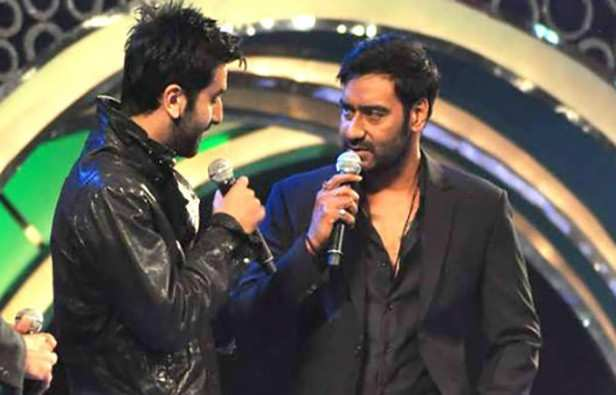 Ranbir and Ajay
