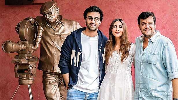 Ranbir Kapoor, Vaani Kapoor, Shamshera