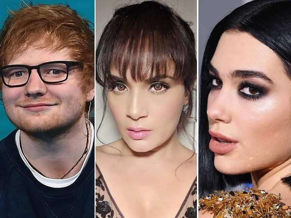 Richa Chadha stars in a special Women's Day video with Ed Sheeran, Dua Lipa