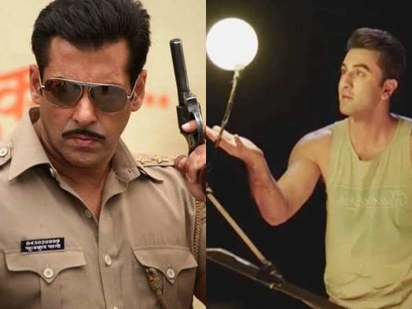 Salman Khan's Dabangg 3 to clash with Ranbir Kapoor's Brahmastra