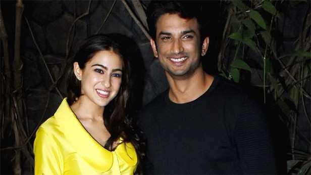 Sara Ali Khan, Ananya Panday, Sushant Singh Rajput, Kartik Aaryan, Filmfare