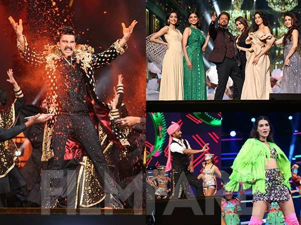 Vimal Elaichi Filmfare Awards telecast: Performances to