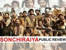 Check out the public reaction to Sonchiriya