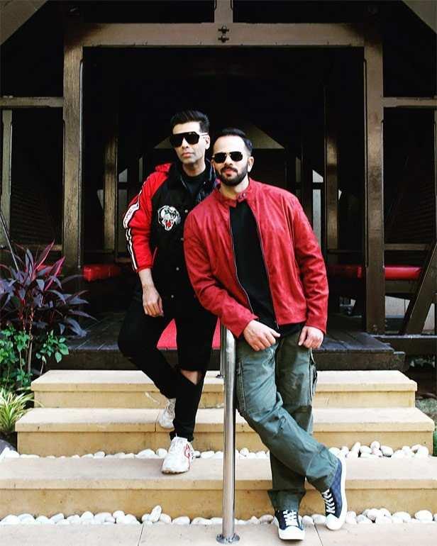 Sooryavanshi, Akshay Kumar, Rohit Shetty, Filmfare, Karan Johar