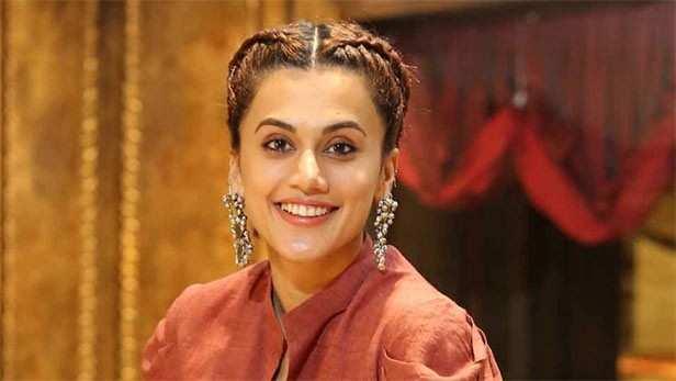 Taapsee Pannu, Anurag Kashyap, Filmfare