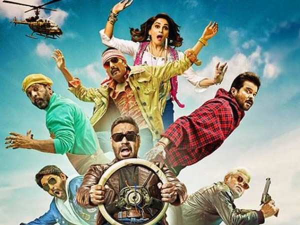 Total Dhamaal maintains a strong hold on the box-office