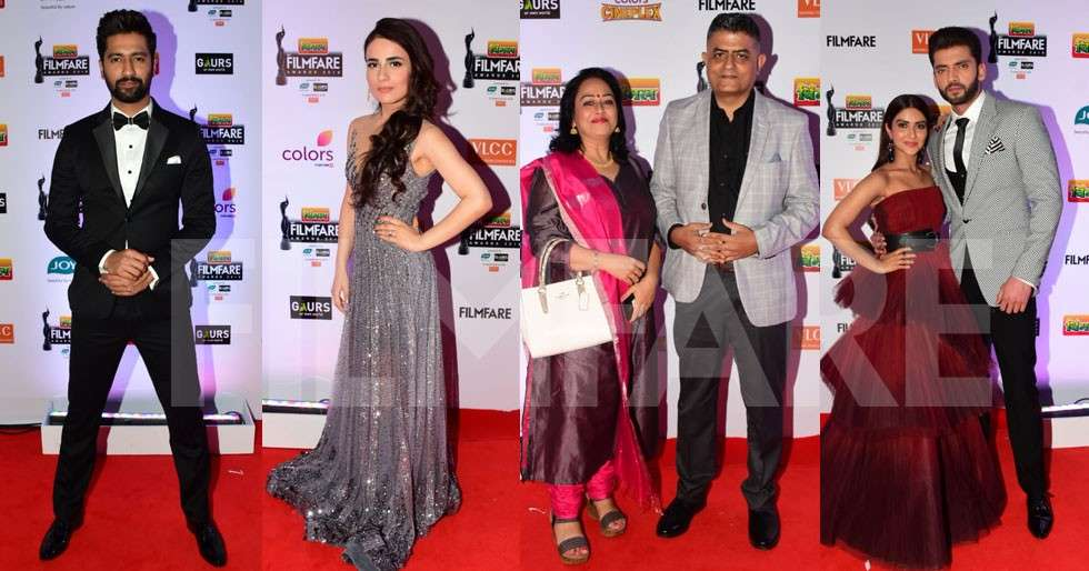 Filmfare Awards 2019 LIVE Update