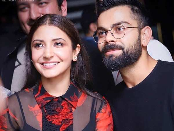 Anushka Sharma to cheer differently for Virat Kohli during the World Cup