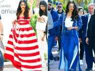 Aishwarya Rai Bachchan steps out in style at the Cannes Film Festival 2019