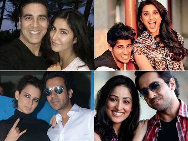 5 on-screen Bollywood pairings we are excited to see after a long span