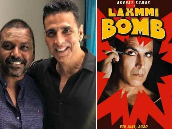 Akshay Kumar's Laxmmi Bomb to get a new director?