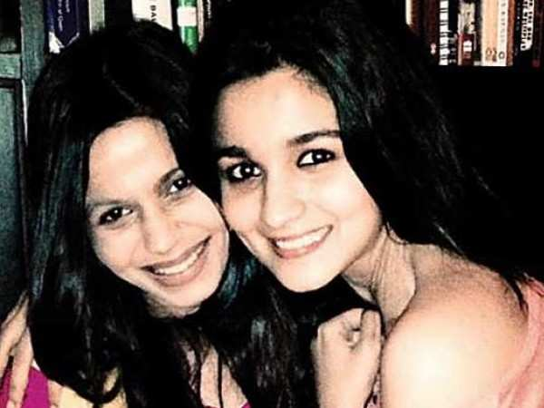 Alia Bhatt bonds with sister Shaheen Bhatt in London before starting Sadak 2