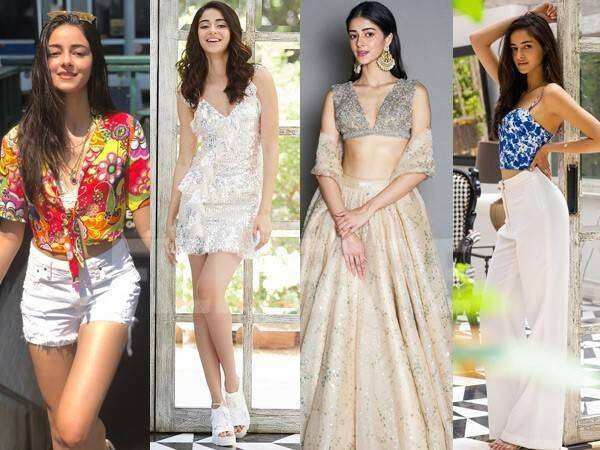 10 ways in which Ananya Panday aced summer style
