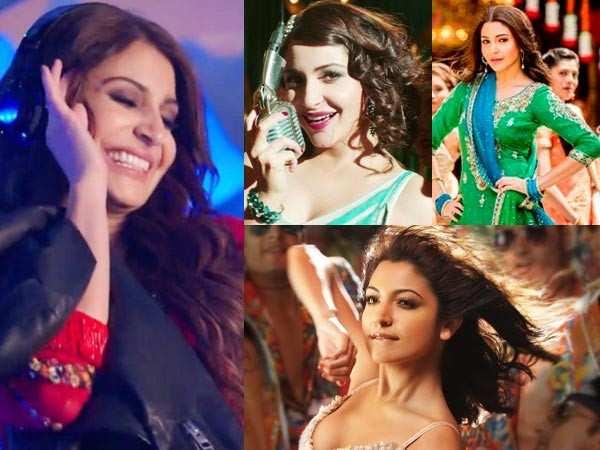 Birthday blast: Anushka Sharma's biggest dance hits