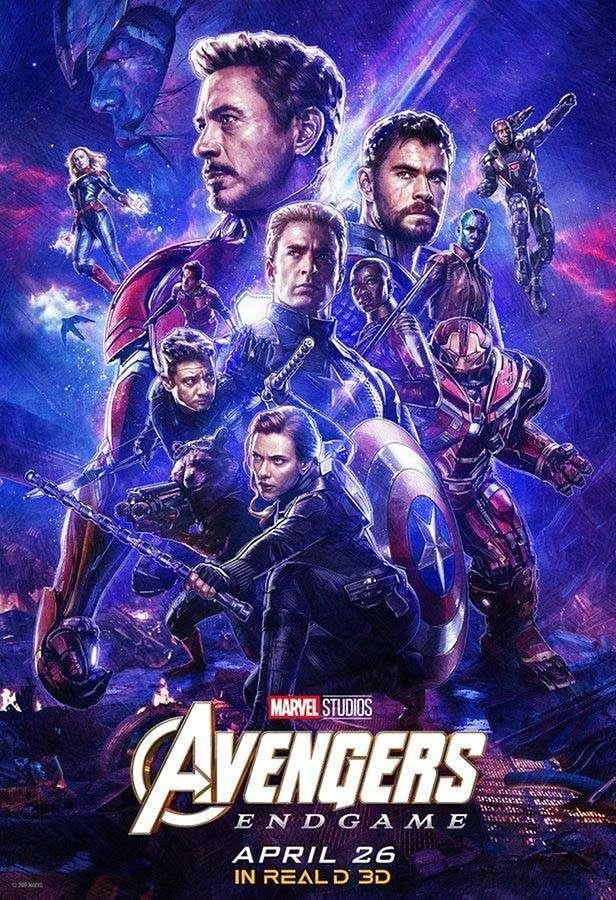 Avengers Endgame directors reveal the original title of the film