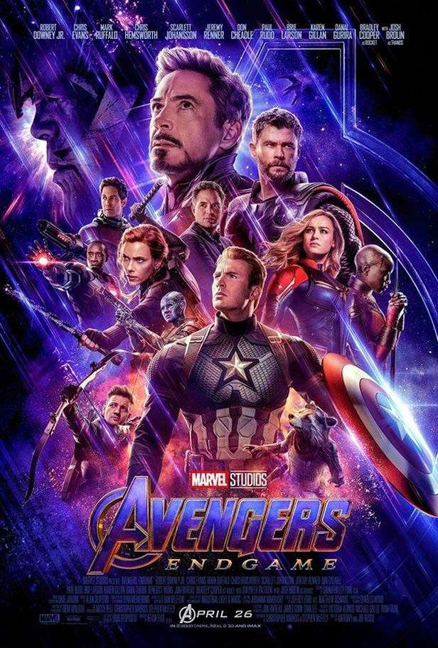 Avengers Endgame goes past the Rs. 350 crore mark at the Indian box-office