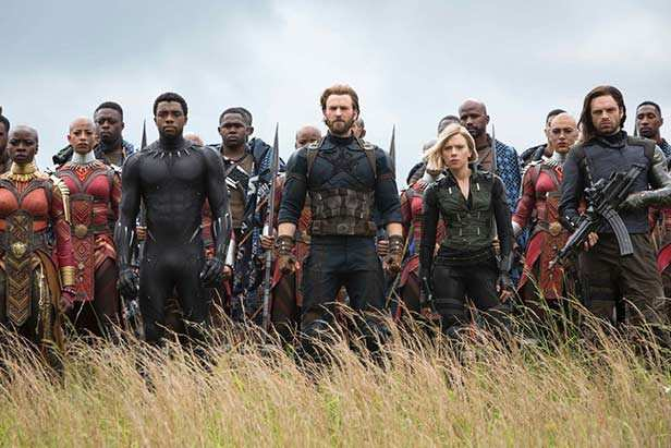 Avengers Endgame is showing no signs of slowing down
