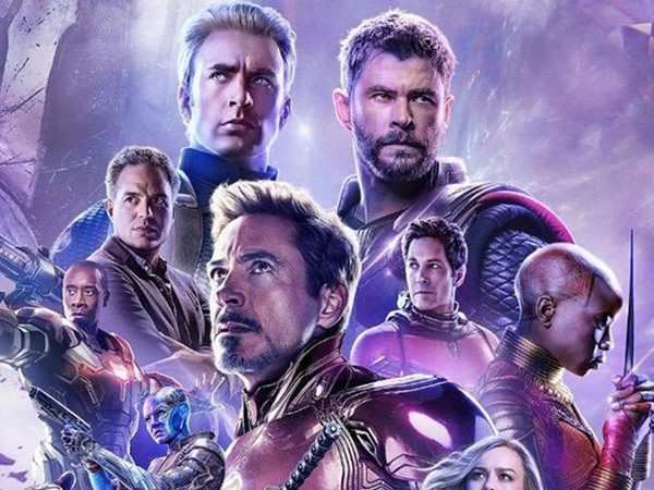 Avengers: Endgame becomes the 2nd highest grosser of all time at the worldwide box-office